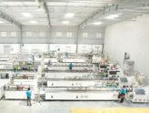 Largest uPVC WIndows & Doors Manufacturing Unit in India