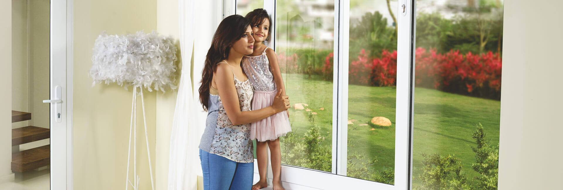 UPVC Windows For A Healthy Home