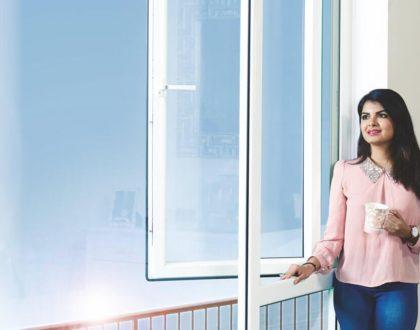 India's best upvc windows profiles